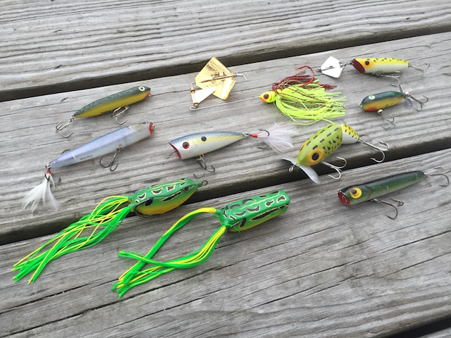 Best bass fishing lures the top 5 best bass lures for Bass fishing lures
