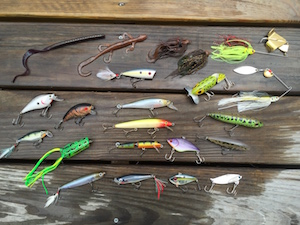 best bass fishing lures: top 5 bass lures, Soft Baits