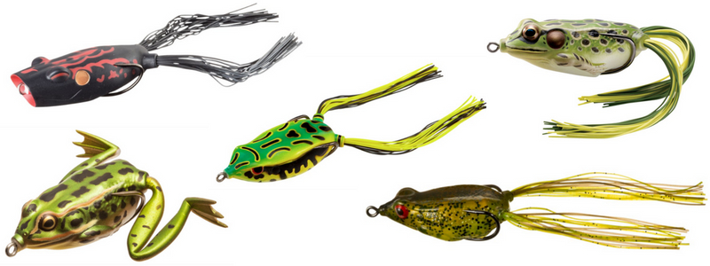 Frog Lures