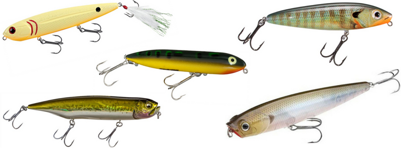 Walk The Dog Lures
