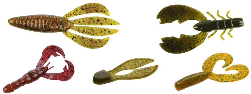 Trailers For Bass Jigs