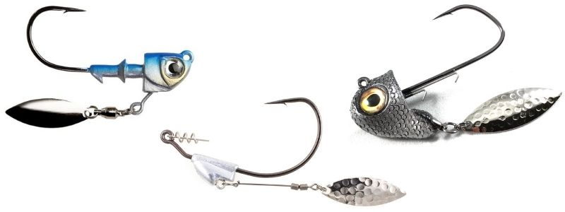 Underspin Lures