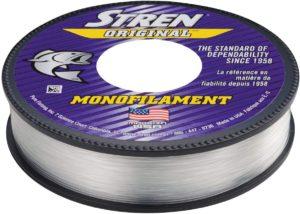 stren monofilament fishing line